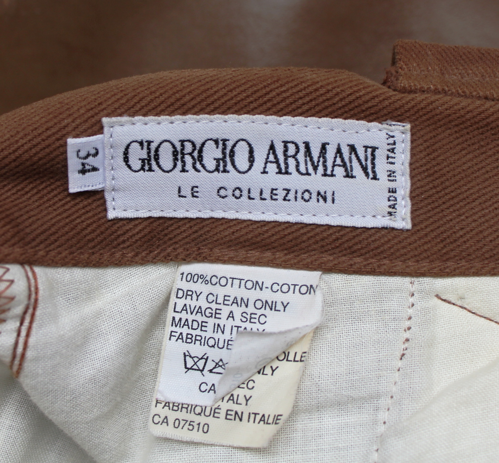 Giorgio Armani Jeans For Men