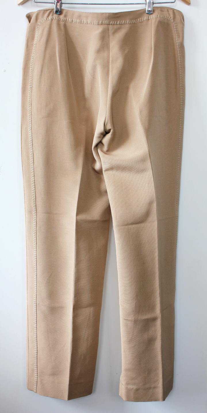 Versace Womens Pants Size 8 Chuck Dodson Fashion