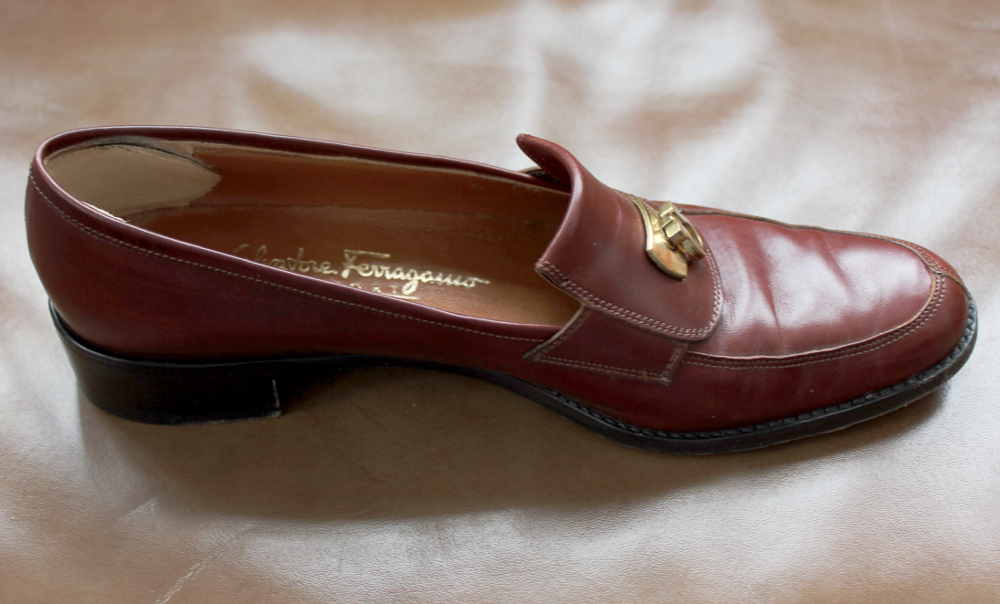 Salvatore Ferragamo Womens Shoes (Size 7.5 AAAA) - Chuck Dodson ...